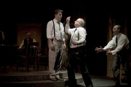 «Douze hommes en colère» de retour au Théâtre Denise-Pelletier dès le 16 novembre