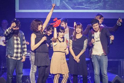 Galerie photos: GAMIQ 2012