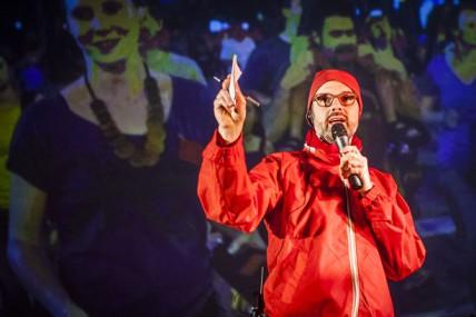 Galerie photos: la Soirée rouge dans le cadre de Fin novembre de l'ATSA