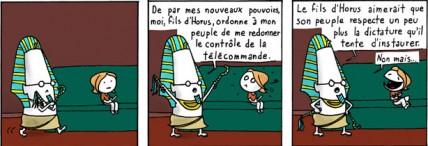 Le fils d'Horus