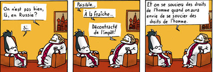L'affaire Depardieu