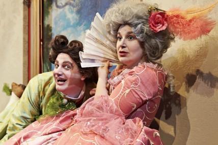 «Le jeu de l'amour et du hasard» revisité au Théâtre Denise-Pelletier