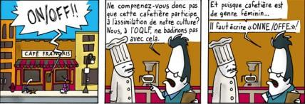L'Office québécois de la langue française
