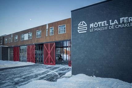 Hôtel La Ferme : le plus beau design intérieur au monde