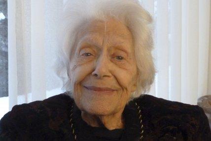 La comédienne Huguette Oligny est décédée
