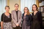 Le Prix du Festival de la poésie de Montréal 2014 à Michaël Trahan