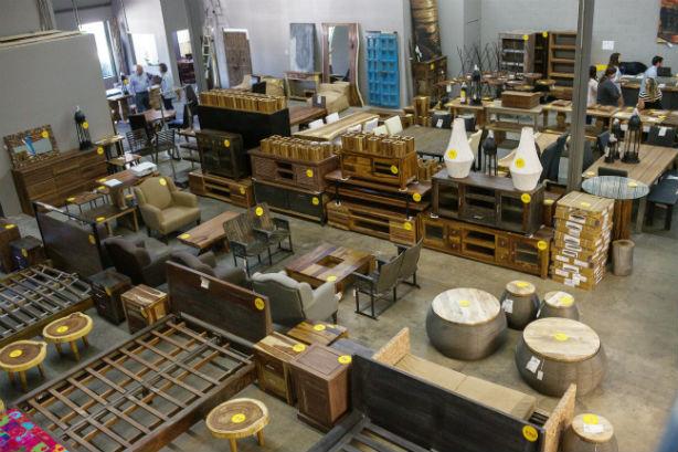 Artemano inaugure son nouvel espace entrep t actualit s for Entrepot de meuble