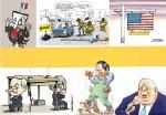 <i>Caricaturistes &#8211; fantassins de la démocratie</i>, sur ICI ARTV cette fin de semaine