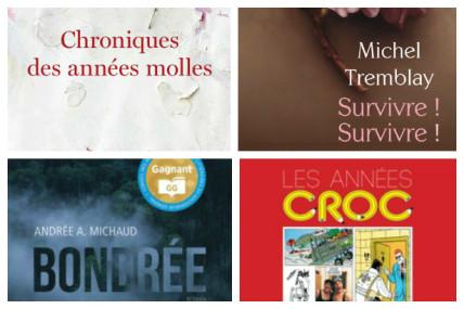 Nouveau joueur dans le monde du livre : Québec Amérique et Leméac fondent Nomade Diffusion