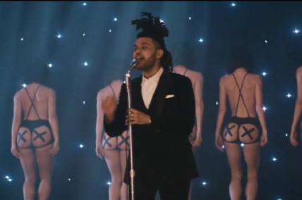 The Weeknd et un vidéoclip (très, très) sulfureux pour la chanson <i>Earned It</i>