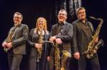 20e anniversaire de Quasar: le quatuor de saxophones s'empare du Gesù!
