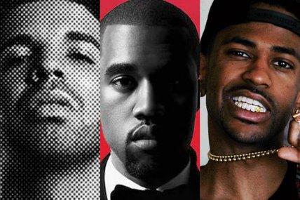 Drake, Kanye West et Big Sean réunis sur une même «track» de rap épique