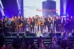 Galerie photos: les artistes chantent en «coeur» pour Radio-Canada