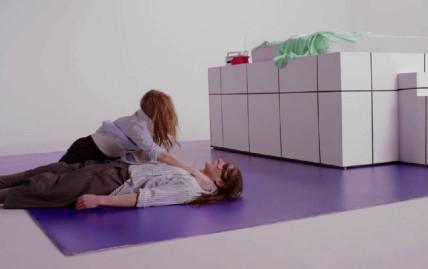 Ariane Moffatt collabore avec Vallée Duhamel pour le vidéoclip de <i>Debout</i>