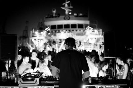 MEG Boat : Darius, Myd, DJ Slow et Fonkynson seront de la 8e édition