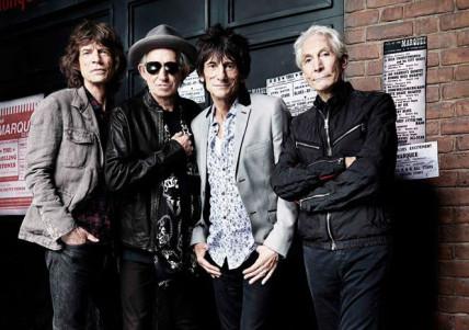 Les Rolling Stones viendront au Festival d'été de Québec en juillet 2015