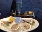 Un «5 à huîtres» au Vertigo steak + bar