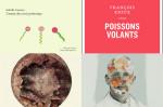 Prix des libraires de poésie: Benoît Chaput, Benoit Jutras, Isabelle Lamarre et François Rioux en finale de la première édition
