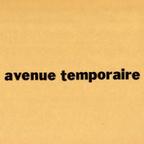 Xavier Lebuis - Avenue temporaire
