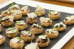 Inauguration du nouveau restaurant de Jérôme Ferrer à Bromont, <i>Le Cellier du Roi</i>