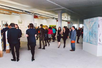 Papier15: La foire annuelle d'art contemporain accueille 40 galeries au Complexe de Gaspé