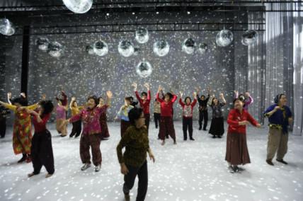 FTA: Liberté et pouvoir du kitsch coréen avec les Dancing grand-mothers