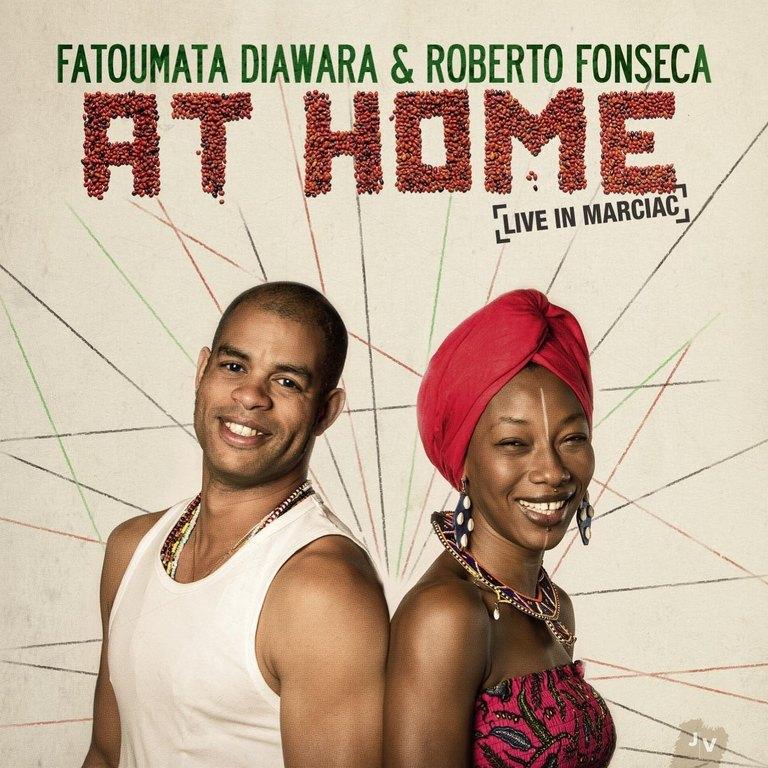 Roberto Fonseca / Fatoumata Diawara: At Home