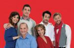 Sacrée Famille au Théâtre de St-Sauveur: rustre papa