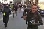 Vol important des archives du photojournaliste Jacques Nadeau