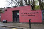 Mobstr et les cols bleus de Londres conversent par le graffiti