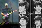 [En écoute] L'ex-Pink Floyd David Gilmour reprend The Beatles