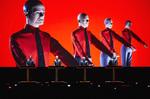 Kraftwerk transpose son spectacle 3D <i>Robots</i> sur Blu-ray