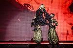 [Galerie photos] Madonna, le coeur rebelle, au Centre Bell!