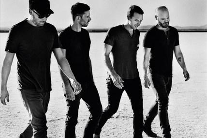 <i>Everglow</i>, la nouvelle ballade TRÈS beige de Coldplay