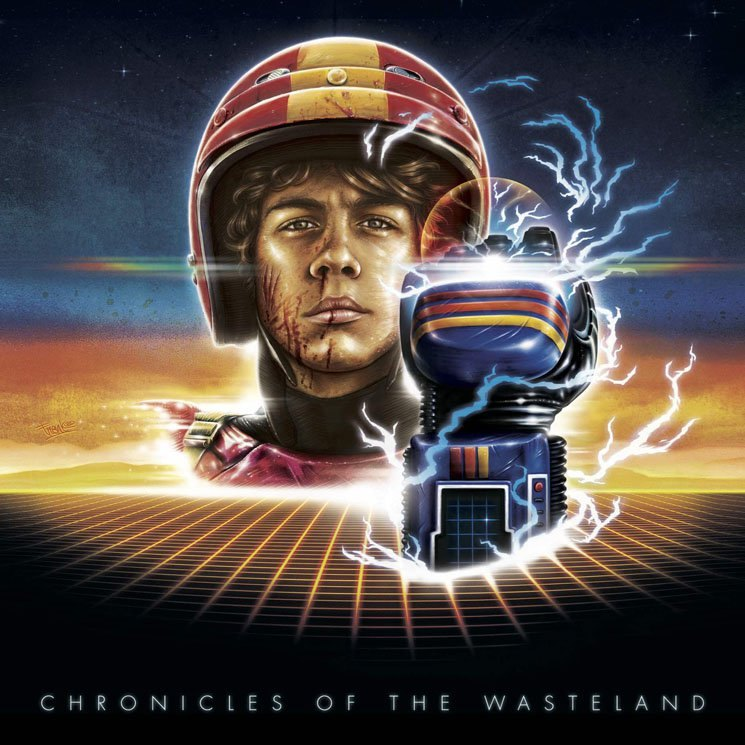 Le Matos: Chronicles of the Wasteland / Turbo Kid