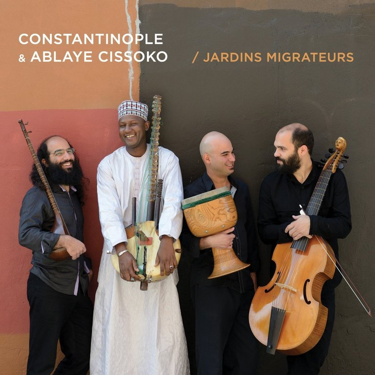 Constantinople et Ablaye Cissoko: Les jardins migrateurs