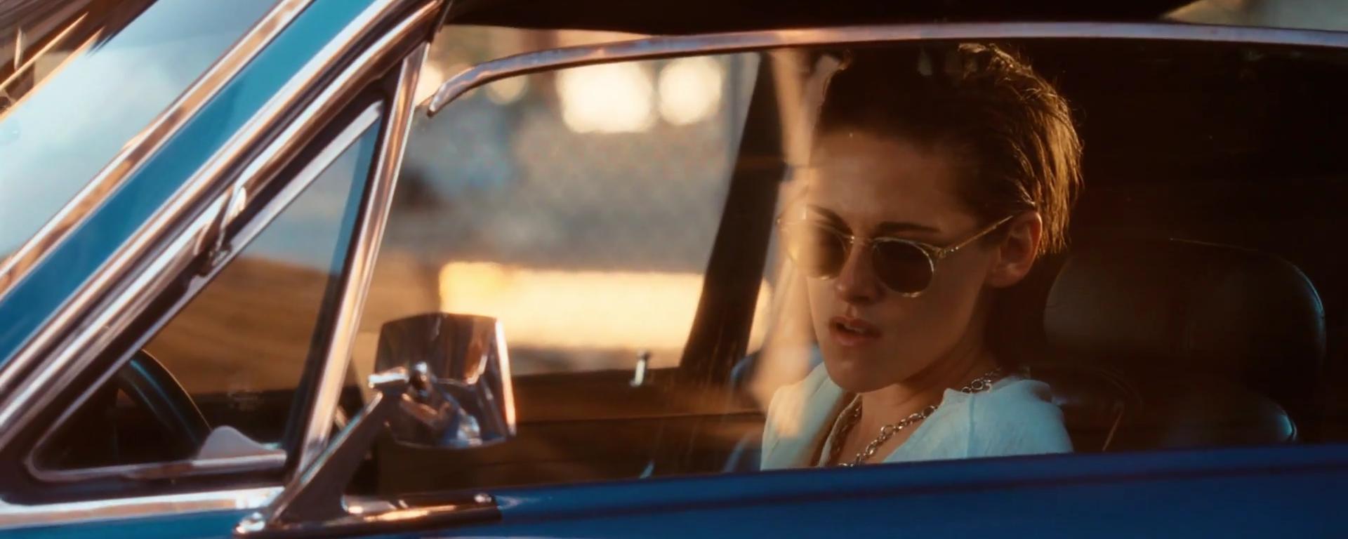 Kristen Stewart En Mustang Dans Le Nouveau Clip Des