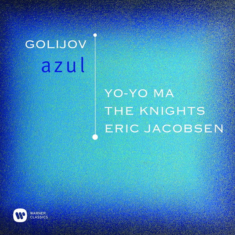 Yo-Yo Ma, The Knights/Eric Jacobsen: Azul