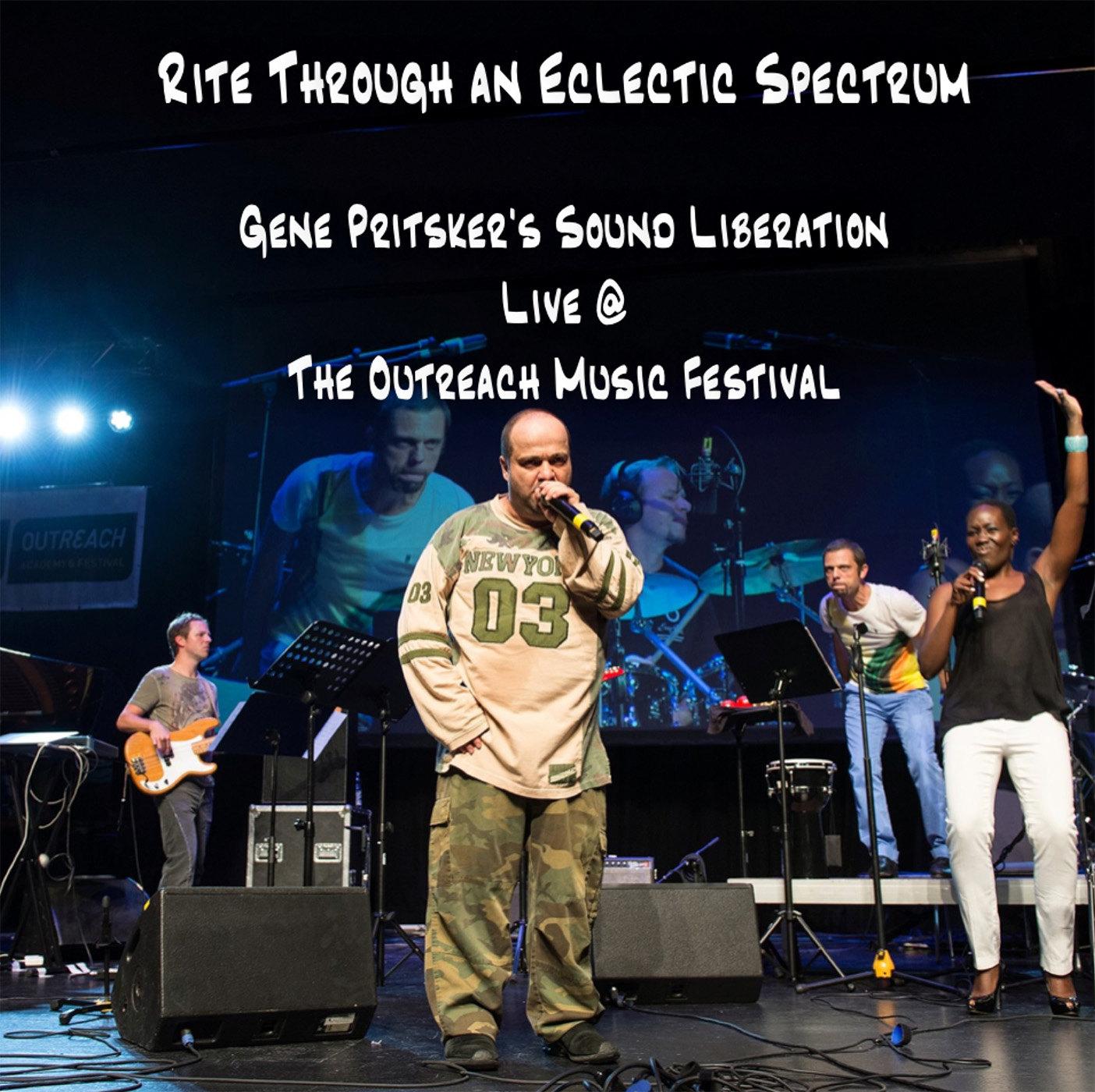 Gene Pritsker's Sound Liberation: Rite Through an Eclectic Spectrum