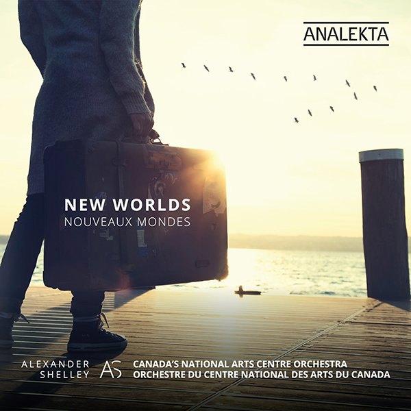 Orchestre du CNA: Nouveaux mondes