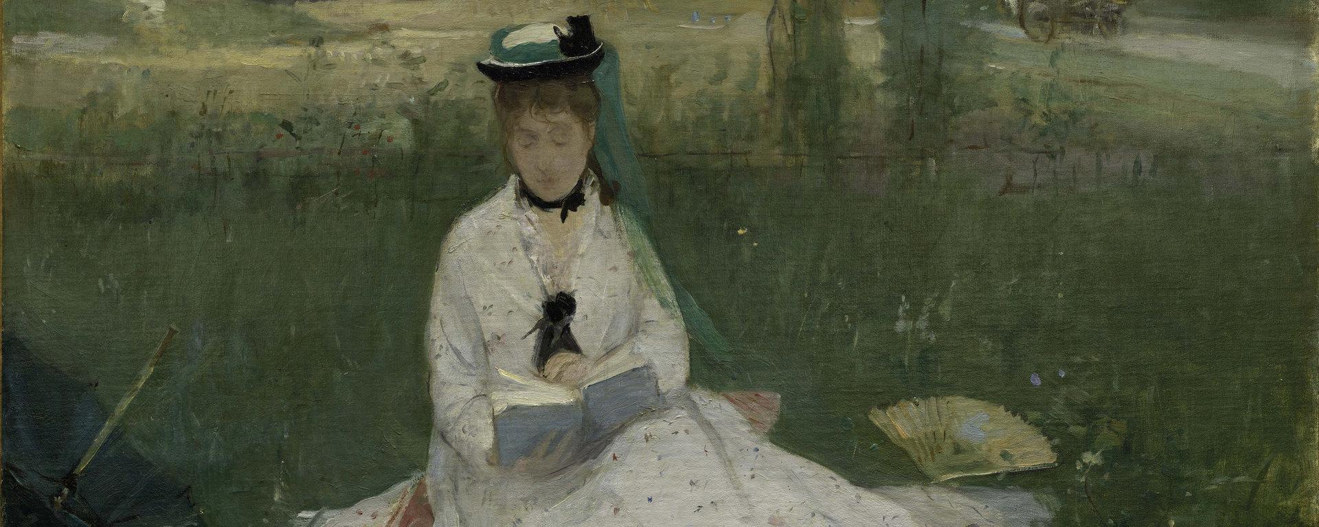 Berthe Morisot La Mere De L Impressionnisme Arts Visuels Voir Ca