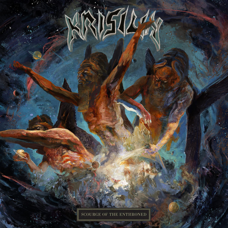 Krisiun: Scourge Of The Enthroned