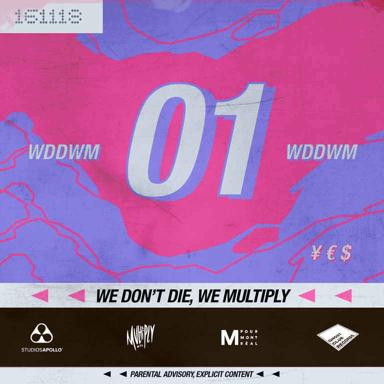Artistes variés: We Don't Die We Multiply