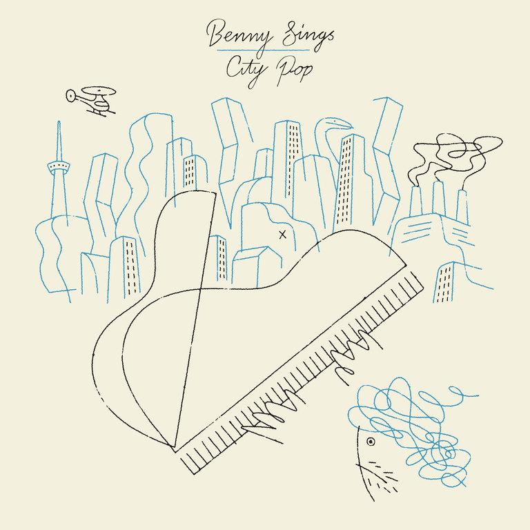 Benny Sings: City Pop