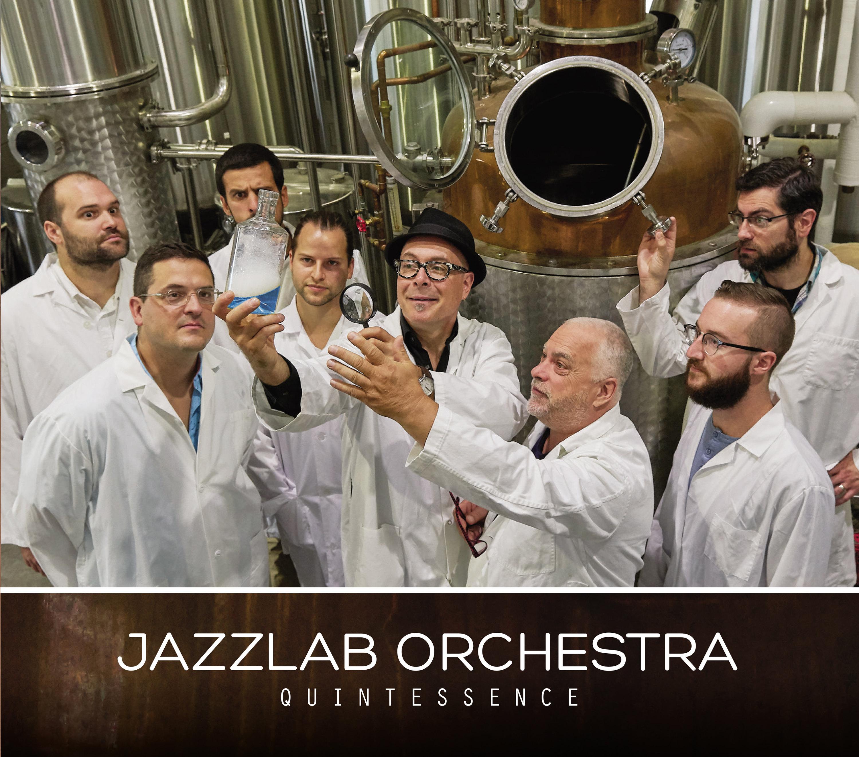 Jazzlab Orchestra: Quintessence