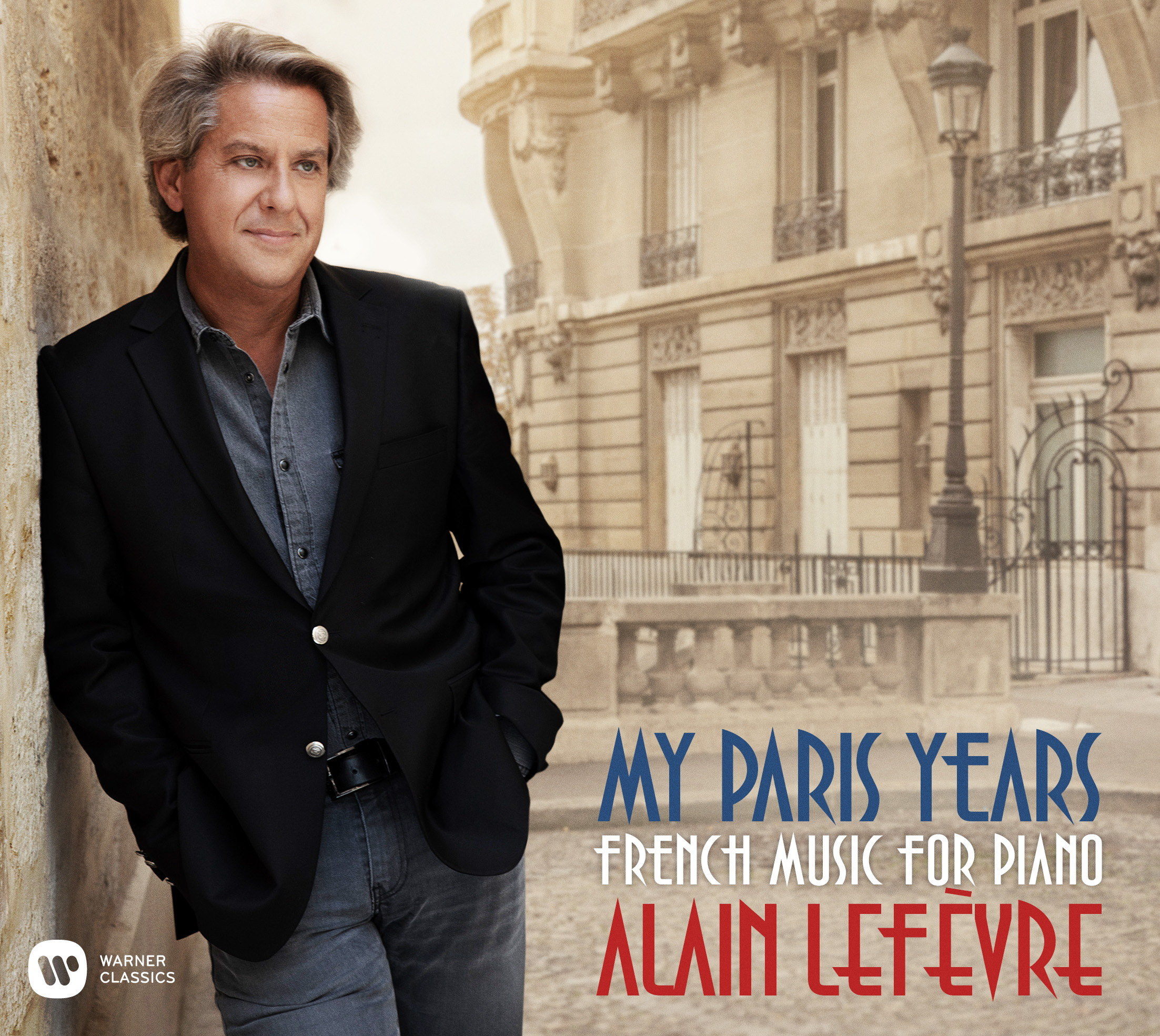 Alain Lefèvre: My Paris Years