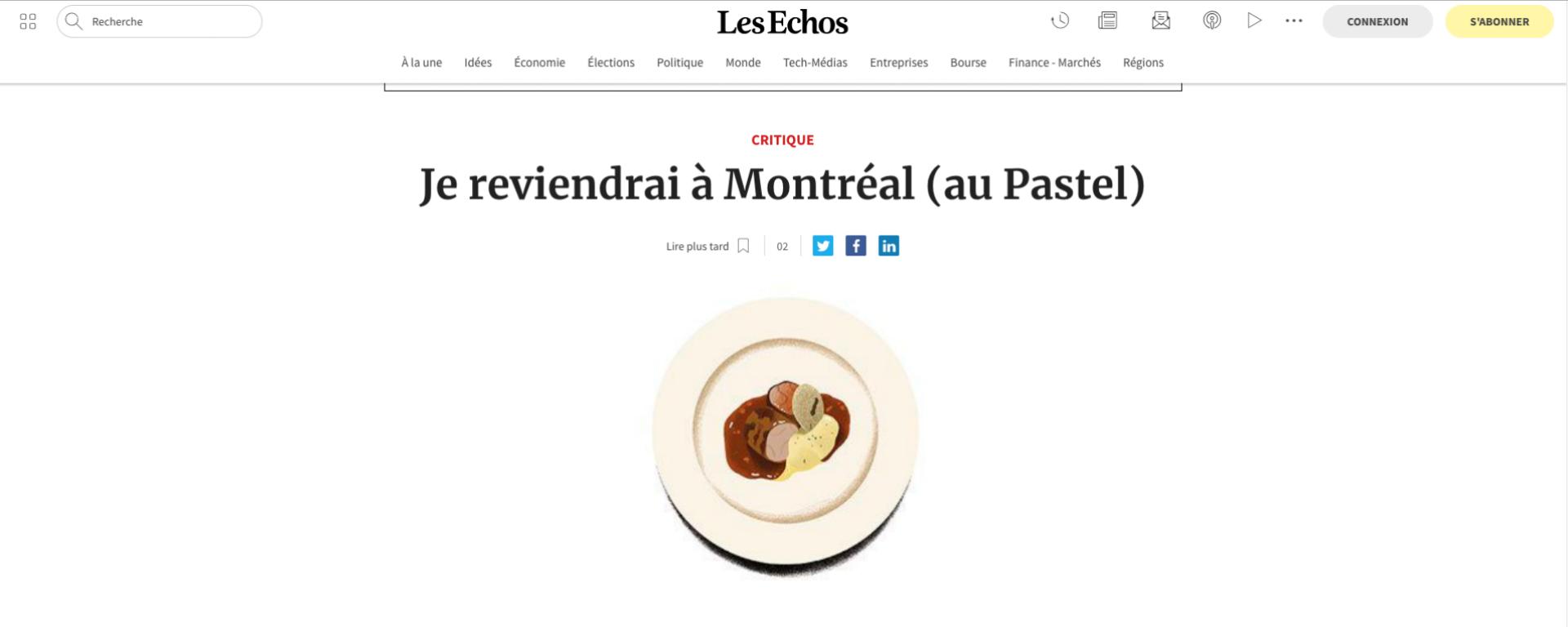 Québec et clichés culinaires