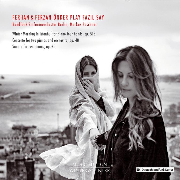 Ferhan & Ferzan Önder: Ferhan & Ferzan Önder Play Fazil Say