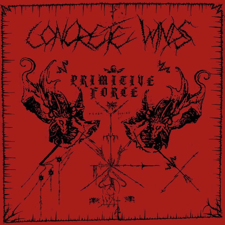 Concrete Winds: Primitive Force