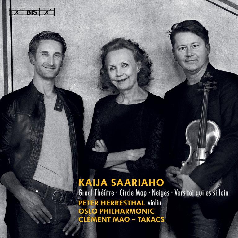 Kaija Saariaho: Graal Théâtre and other works